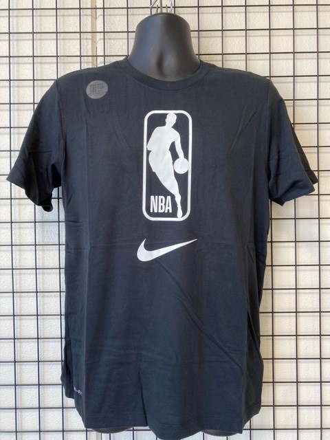 NBAロゴTシャツ(ブラック)